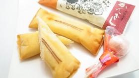 高知のお土産お菓子で一番売れている『かんざし』は柚子風味の焼き菓子