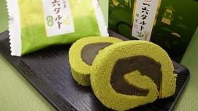 抹茶色がたまらない愛媛の定番お土産『一六タルト抹茶』は渋い大人の味