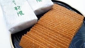 厚さ1ミリ!日本一うすい和菓子が食べたいなら熊本銘菓『松風』