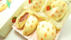 東京みやげ『銀座のいちごケーキ』はイチゴとミルクの相性抜群!そしてフワフワ食感!