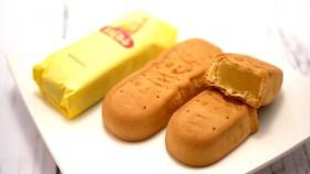 福島定番みやげ『ままどおる』は優しい甘さとホロホロ食感を楽しめる餡たっぷりな焼き菓子